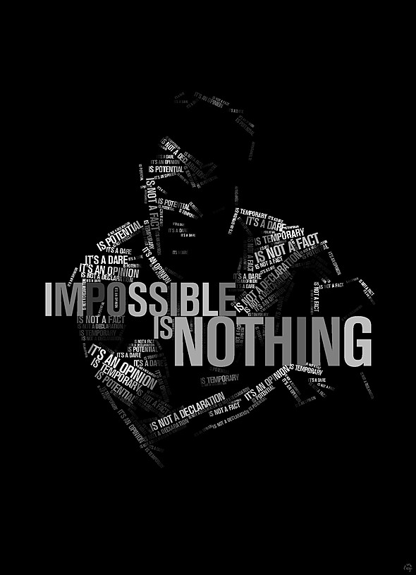 Manny Pacquiao Quotes Wallpaper Muhammad Ali Impossible Is Nothing Juan Osborne