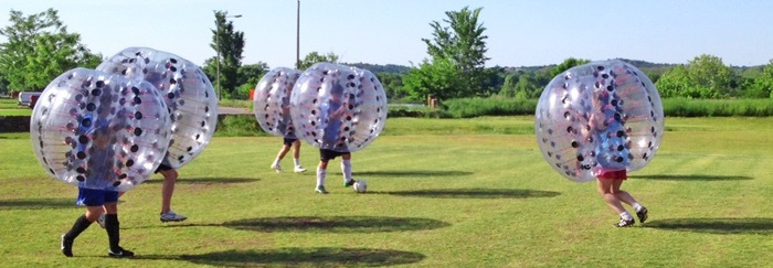 Tips on Playing on Bubble Ball Soccer Game