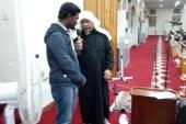 اسلام شخص من الجالية التاميلية