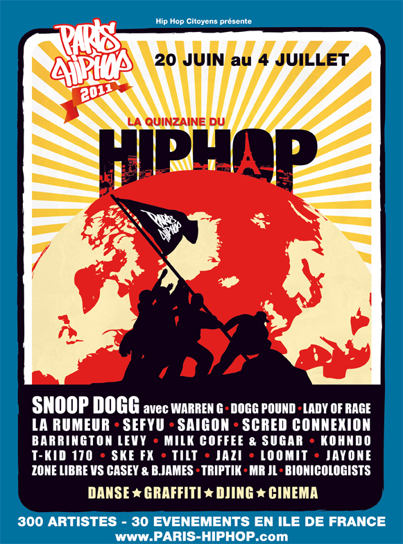 Paris Hip Hop 2011