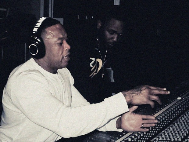 Kendrick Lamar feat Dr Dre - The Recipe