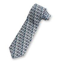 Designer Dreidels Silk Chanukah Necktie By: BR Leiner