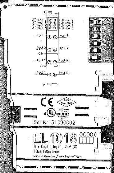 beckhoff wiring diagram