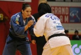Mayra quer a medalha em mais um Grand Slam | Foto: Daniel Zappe / Photocamera