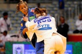 De novo no Grand Slam, Taciana luta por medalha e pontos no ranking | Foto: CBJ