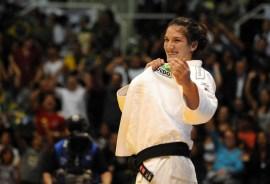 Mayra Aguiar lutará pelo Brasil em Paris | Foto: Daniel Zappe / Fotocom.net