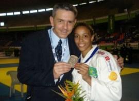 Após medalhas em sequência,     Taciana sonha com Mundial | Foto: Divulgação