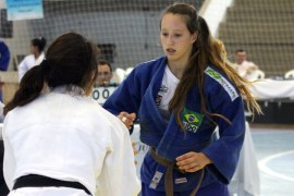 Bianca Braga lutará em Vitória| Foto: Miguel Noronha / FGJ