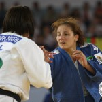 Maria Portela lutará no Grand Prix de Abu Dhabi| Tamas Zahonyi / FIJ