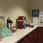 Judson Meadows Assisted Living Snack/activities area