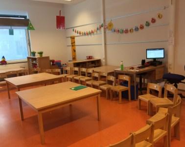 Mijn eerste schoolweek