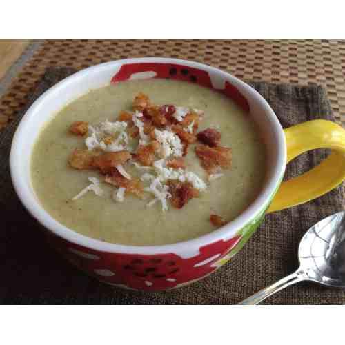 Medium Crop Of Irish Potato Soup