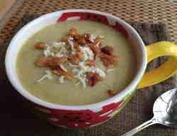 Formidable Julia Irish Potato Soup Julia Irish Potato Leek Soup Juggling Irish Potato Leek Soup Juggling Bacon Recipe Irish Potato Soup Recipe Sourn Living