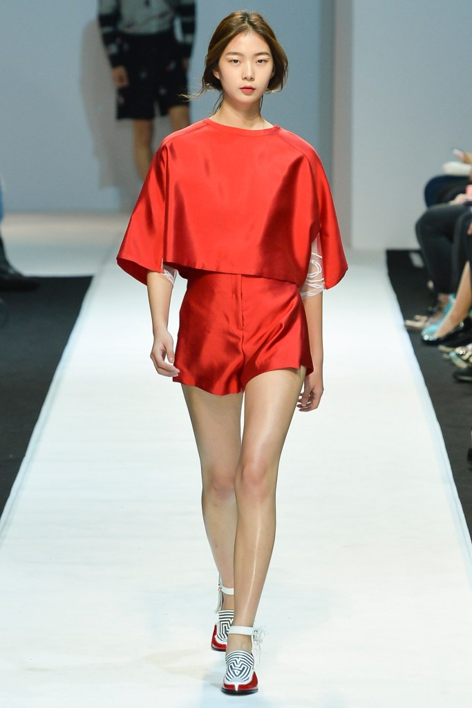 Seoul Fashion Week Jarret
