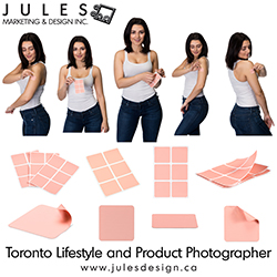 Toronto Product Photography - Jules Design