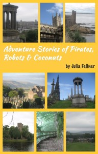 This is a short story collection containing the stories City of the Dead, A Prophecy of Coconuts, Revenge of the Ginger, The Dangers of Gardening, Race Against the Clock, Love and Robots, Of Pirates & Sea Monsters