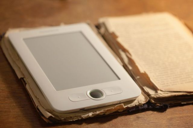 Un libro en papel no es lo mismo que un libro electrónico