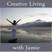 Creative Living Podcast with Jamie Ridler
