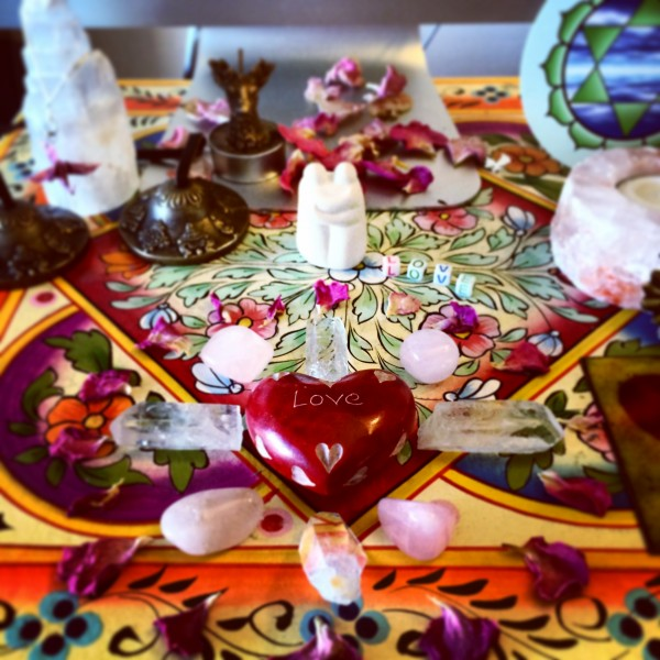 Feminine practice : a personalised ritual