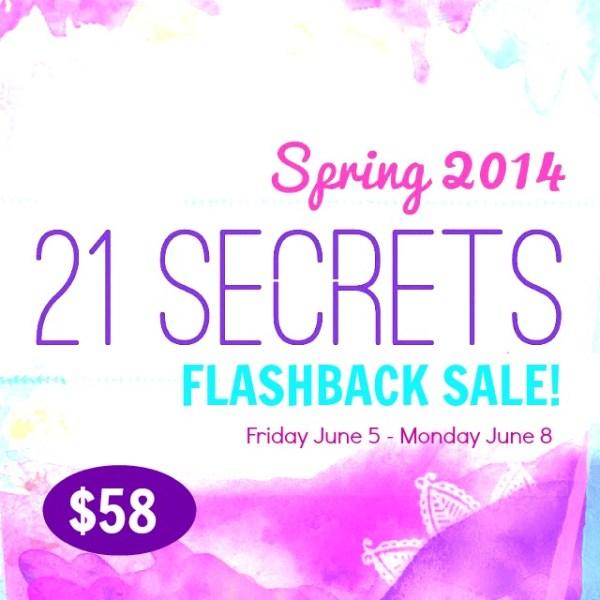 Spring Flashback Price