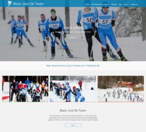 Black Jack Ski Team