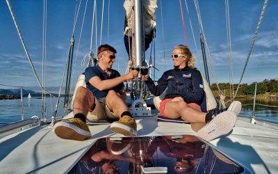 Sailing Norway's West Coast