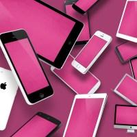 Mock ups de Muchísimos Dispositivos Móviles