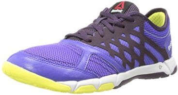 Amazon Deal on Reebok Women's One TR 2.0 Cross-Training Shoe, Ultima Purple/Portrait Purple/High Vis Green/White -- $19.18 (reg. $84.99) jungledealsblog.com