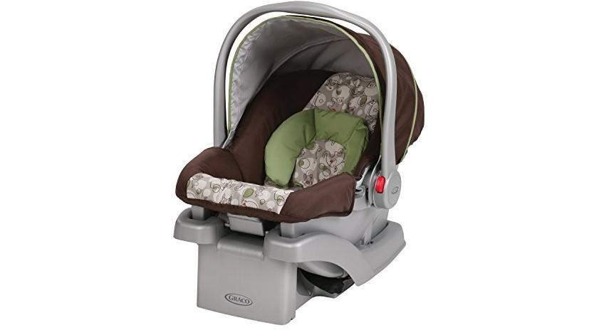 Graco Snugride Click Connect 30 Infant Car Seat Zuba