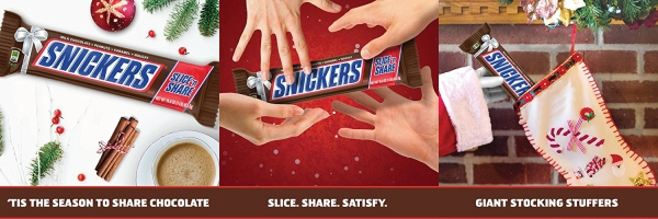 Expired SNICKERS Slice n\u0027 Share Giant Chocolate Candy Bar 1-Pound