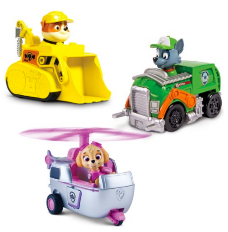 *Price Mistake?!* TWO Paw Patrol Toys ONLY $7.19!
