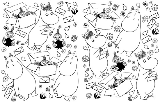 Iphone Wallpaper Book Quotes Coming Soon The Moomin Colouring Book Junior Hipster