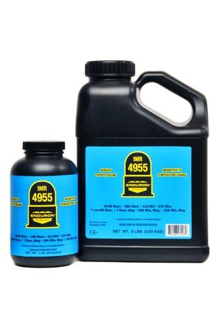 Hodgdon Announces IMR 4955 Powder
