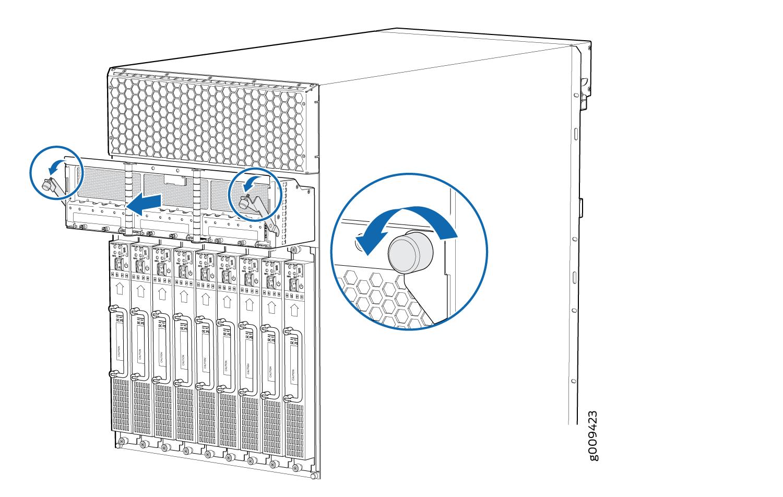 replacing power breaker