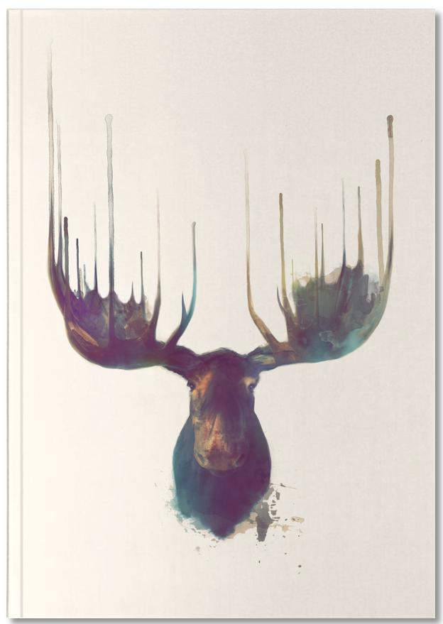 Moose als Premium Poster von Amy Hamilton JUNIQE - category kuchen dekoo continued