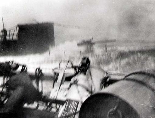 Assiniboine rams U-210.