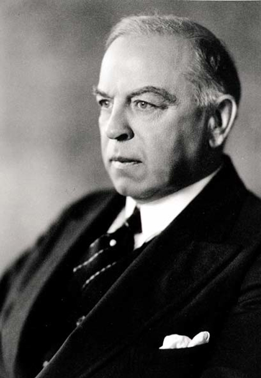 Le très honorable William Lyon Mackenzie King, 1941.