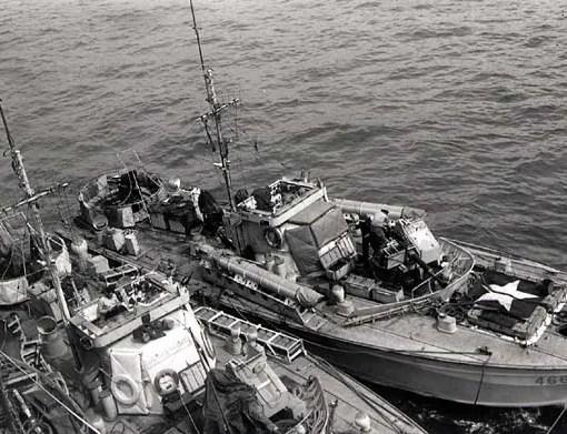 G class MTB 466, 29th Flotilla