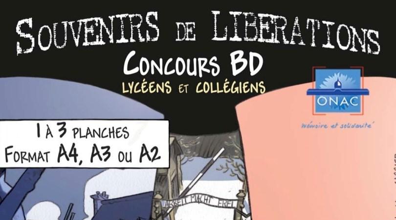 Affiche Souvenirs de Liberations header