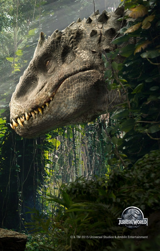 Godzilla Wallpaper Hd 1920x1080 Indominus Rex Jurassic World