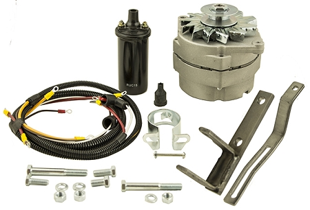 NAA10300ALTC Years1953-64 12 Volt Conversion Kit