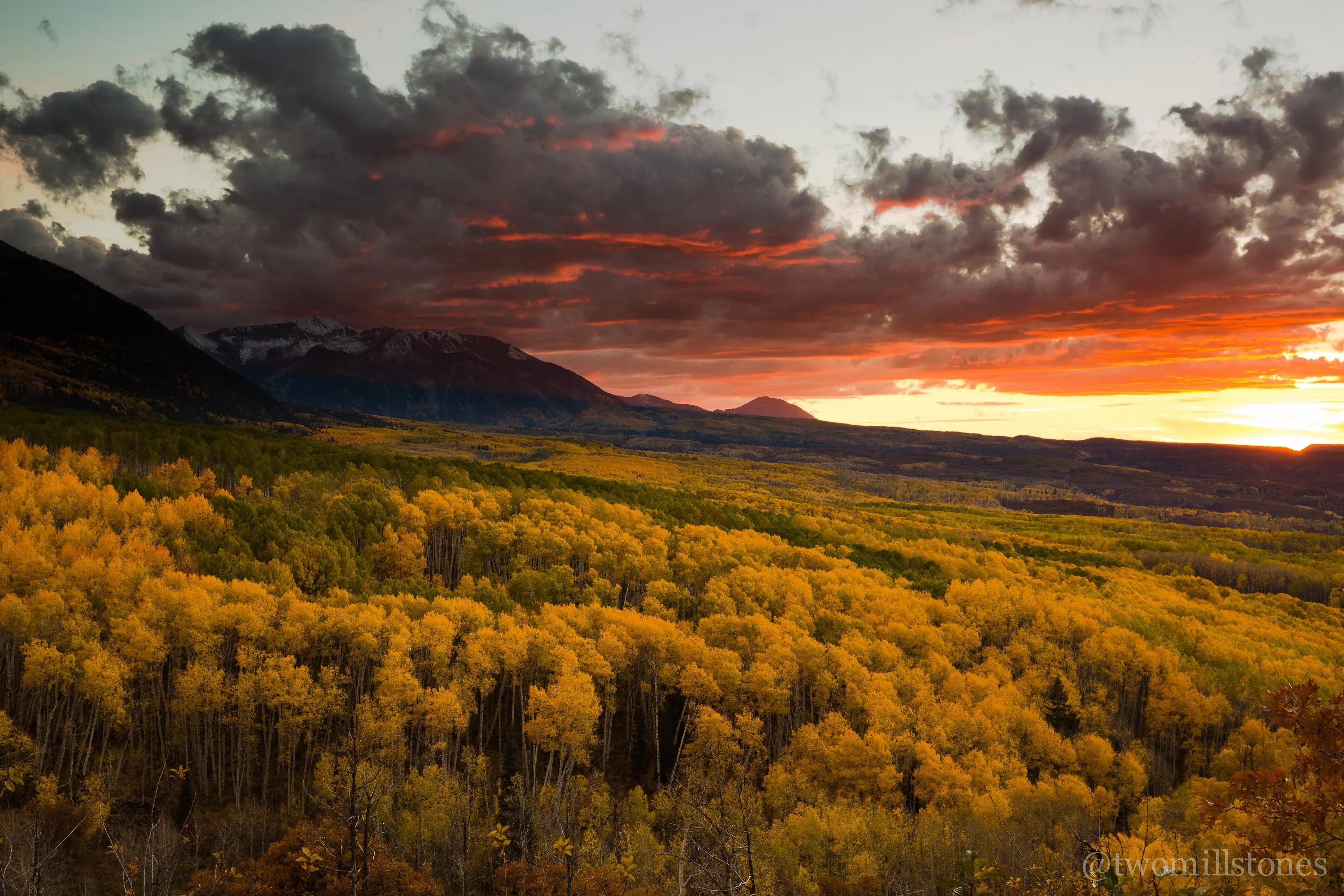 Scenic Fall Wallpaper Best Dispersed Camping In Coloradojust A Colorado Gal