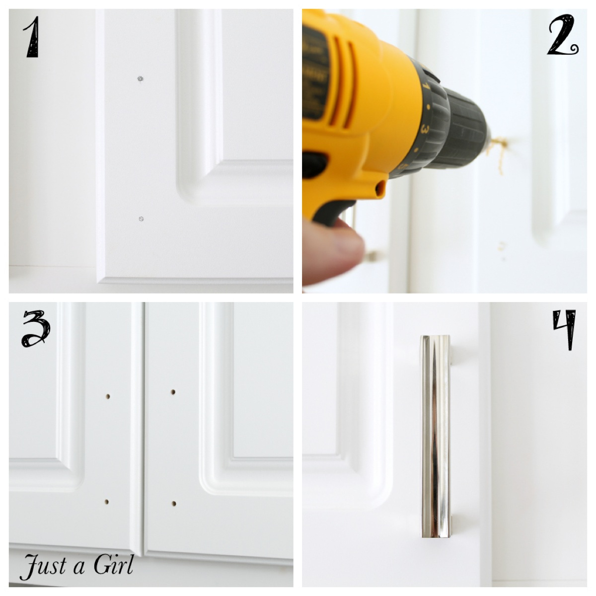 how to install cabinet hardware install kitchen cabinets How to install cabinet hardware