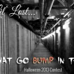 Contest: Things That Go Bump in the Night