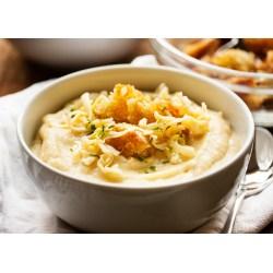 Small Crop Of Irish Potato Soup