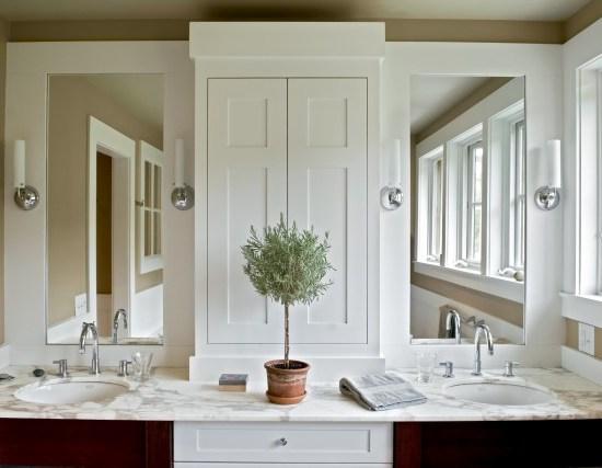 declutter challenge bathroom counter