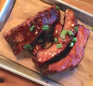 ... ribs with spicy cola barbecue sauce southern cola ham steak recipe