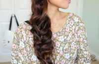Faux Loose Fishtail Braid  Bebexo Hairstyles & Beauty Blog