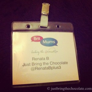 Britmums Live badge