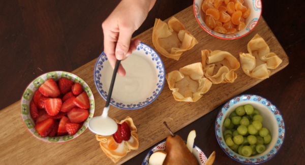 1001 Uses (or maybe just a handful) for Phyllo Cups